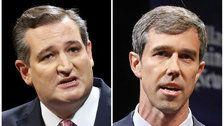 Beto O'Rourke Fundraising Triples Ted Cruz's In Texas Senate Race