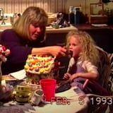 "Taylor Swift Makes Me Teary With the ""Best Day"" Video, Full of Home Movies With Her Mom"