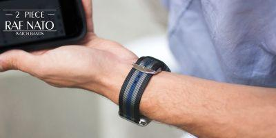 9to5Rewards: Clockwork Synergy's new Perlon and NATO Apple Watch Bands