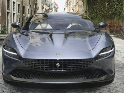 Rev Up Your Engines For the New Year in The 2021 Ferrari ROMA