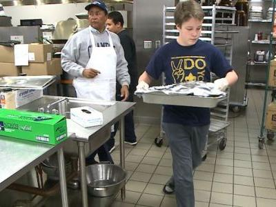 Salvation Army's TurkeyFest made possible with help of hundreds of volunteers
