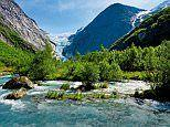 Exploring Norway's fjords aboard a Princess cruise