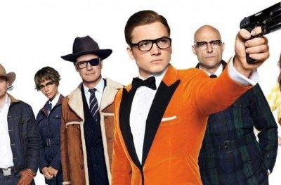 Kingsman 2 Beats IT at the Box Office with $39MKingsman 2 takes