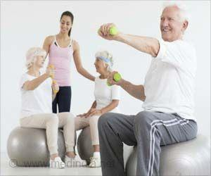 Physical Activity Gives Older Men a Better Brain Boost: Study