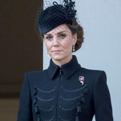 Kate Middleton Reveals Two Portraits She Created For Holocaust Remembrance Day