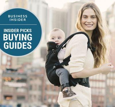 The best baby carriers you can buy