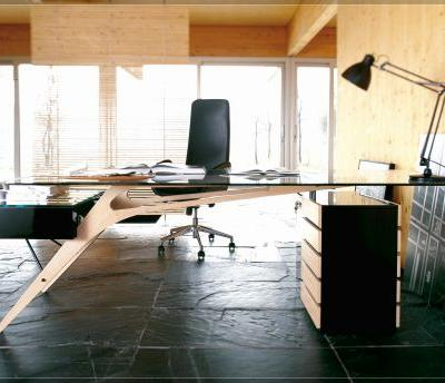 29 Luxury Glass top L Shaped Desk Images