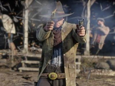 Red Dead Online Beta Update Will Make It Easier to Spot Aggressive Players