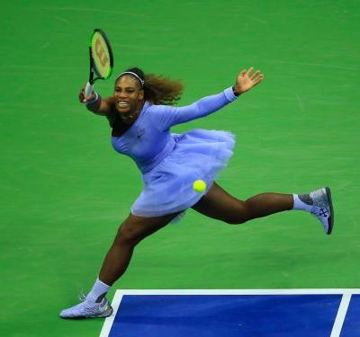 Serena Williams wore another tutu at the US Open as she continues to put her own spin on traditional tennis court style