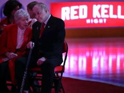Hockey Hall of Famer Red Kelly dies at 91