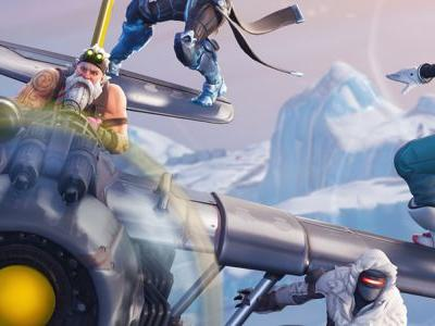 Fortnite for iOS updated to Season 7 with holiday-theme and 60FPS on iPad Pro