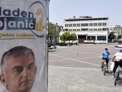 Montenegro votes for next president; favorite is pro-West
