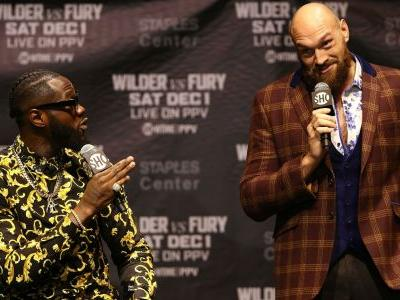 Deontay Wilder vs. Tyson Fury: Opposites attract as contrasting heavyweights clash