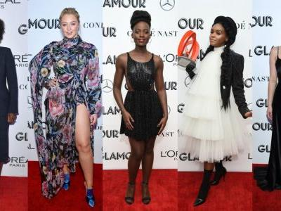 See The Best-Dressed Celebrities From the 2018 'Glamour' Women of the Year Awards