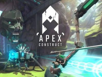 PSVR Game Apex Construct Gets Physical Release Date
