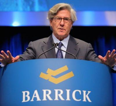 Barrick Gold is buying Randgold for $6 billion in stock to create the world's largest miner