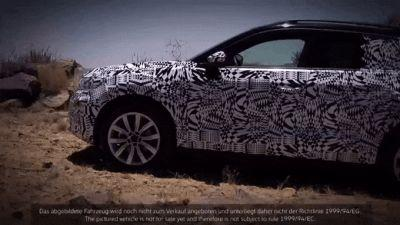 Upcoming VW T-Roc Sub-Compact SUV Officially Previewed On Video
