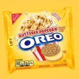 Buttered Popcorn Oreos Are in the Works, and TBH, I Don't Know What to Feel