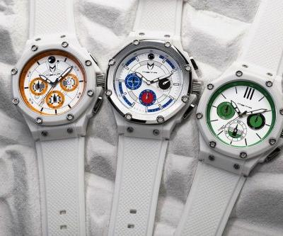Meister's Latest Watch Collection Captures 'Star Wars: The Rise of Skywalker's' Best Characters