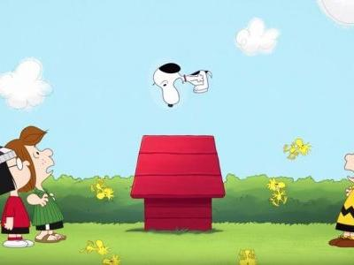 Snoopy heads off to space in new trailer for Apple TV+ series