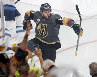 Golden Knights pull ahead with Game 3 win over Jets
