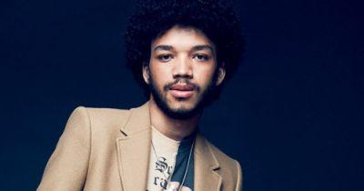 Jurassic World 2 Adds The Get Down Star Justice SmithThe Get