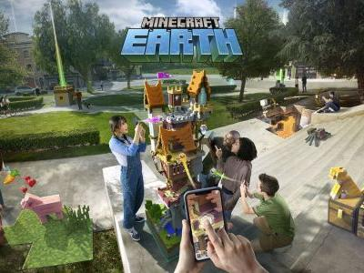 Get ready to dig away in the Minecraft Earth closed beta