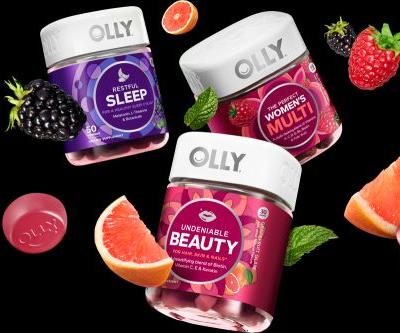 What's new with Olly? Functional foods, new positioning for protein, and targeting travelers