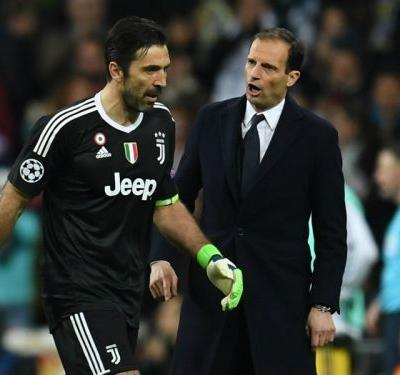 Buffon hit with UEFA charges after Madrid fury