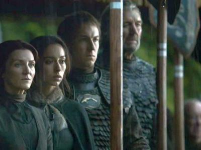 Edmure Tully Will Be In 'Game Of Thrones' Season 8 Episode 1, Here's What That Means