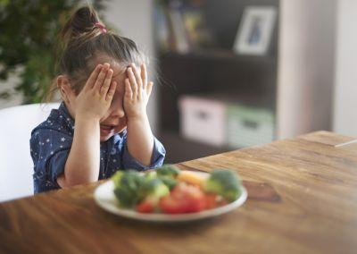 Are We Too Quick to Label Our Kids Picky Eaters?