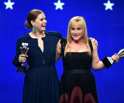 Amy Adams and Patricia Arquette Aren't the First Stars to Tie at the Critics' Choice Awards