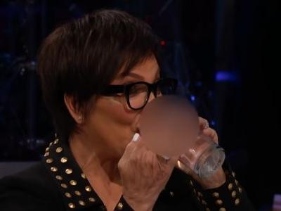 Kris Jenner Had the Best Reaction When James Corden Asked Her If She and Corey Gamble Are Engaged
