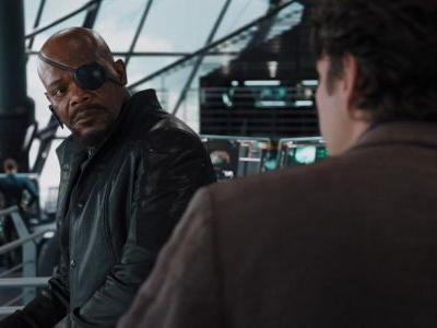'Captain Marvel' finally reveals the mystery of how Nick Fury lost his eye