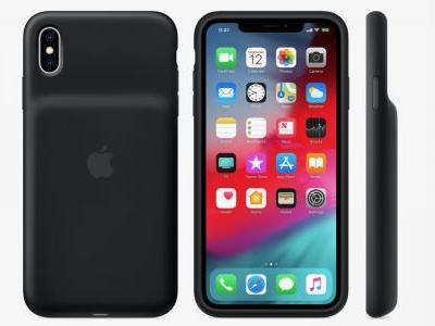 Smart Battery Case models for iPhone 11/Pro/Max found in iOS 13 code