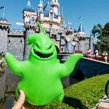Disneyland Is Selling Glowing Oogie Boogie Cups For Halloween, and I'm Totally Buggin'