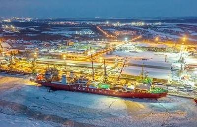 Russian shipments of LNG to Europe & Asia leave United States well behind