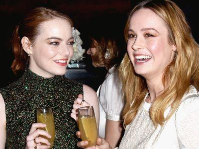 This Ladies-Only Pre-Oscar Party Reveals A LOT About Hollywood Friendships