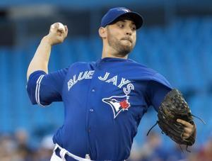 Snell perfect thru 5 and then pulled, Rays top Blue Jays 7-0