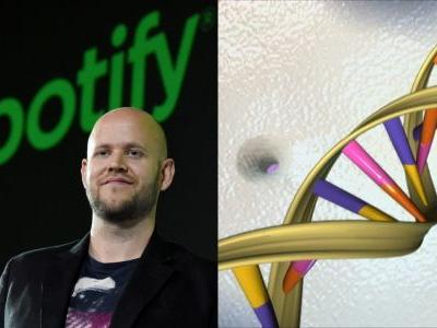Spotify Is Using DNA Tests to Curate Playlists, Which Is Pretty Creepy