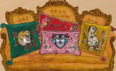 Gucci to launch homeware and furniture collection