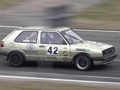 Mk2 Golf Perfection Includes ITBs, A 9000rpm Redline And A Sequential 'Box