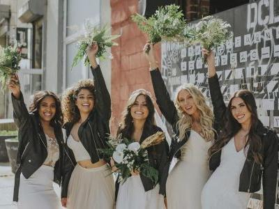 The One-Stop Shopping Area for All Your 'Brooklyn Bride' Needs