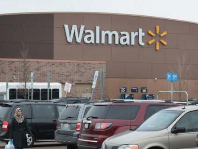 Citing New Tax Law, Walmart To Raise Starting Wages, Expand Parental Leave