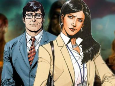 Arrowverse: Elseworlds Photo Unites Lois Lane and Clark Kent