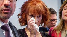 Kathy Griffin Mourns For Her Dog And Her Tweets Will Break Your Heart