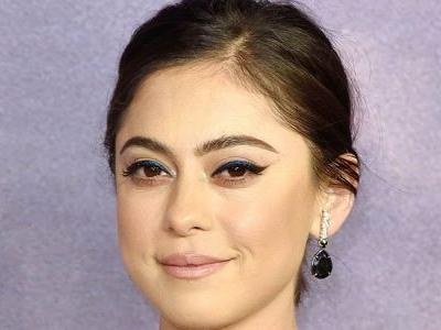 Alita: Battle Angel's Rosa Salazar Cast in Dramedy The Bang Bang Girls