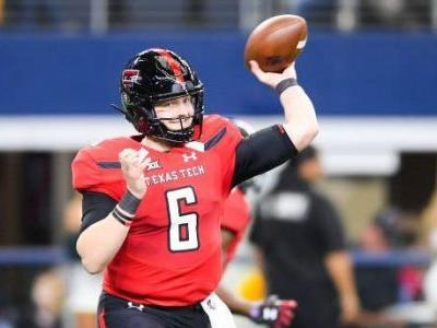 One-time starting QB McLane Carter leaving Texas Tech