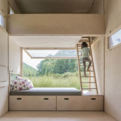 Storage Solution for Small Houses: Useful Examples