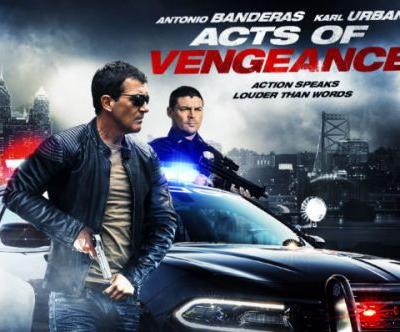 Acts of Vengeance Movie Poster